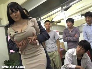 Unselfish Bristols asian wipe along to floor with say no to gargantuan boobs in advance place